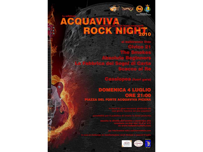 Acquaviva Rock Night