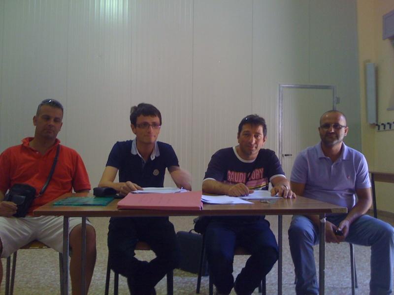 Andrea D'angelo, Simone Corradetti, Marcello Camela, Marco Lanciotti