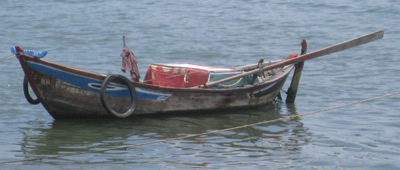 Imbarcazione vietnamita