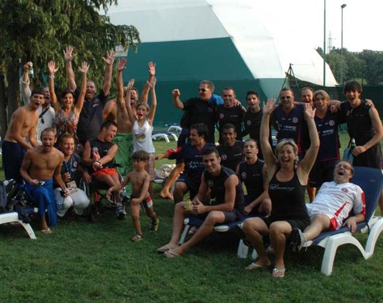 A Olgiate Olona è grande Samb Beach Soccer: la delegazione rossoblu può festeggiare e godersi un momento di relax
