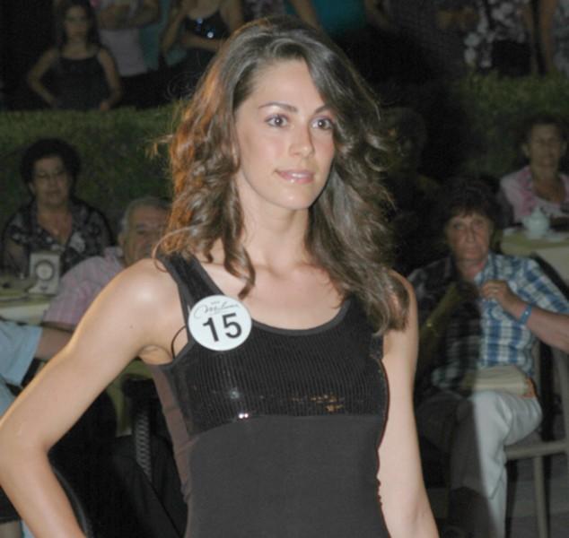 Eleonora Vallorani Miss Peugeot