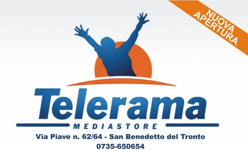 Telerama, il nuovo megastore di San Benedetto del Tronto