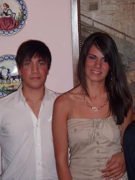 Alessio Angelici e Alessia Neroni