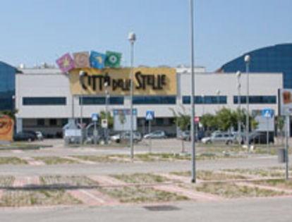 Il Centro commerciale Città delle Stelle