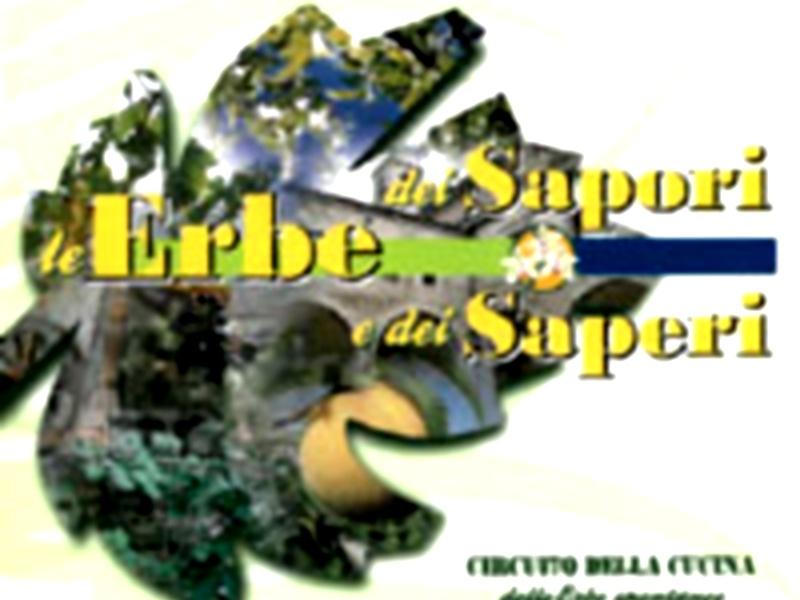 Logo del Circuito delle erbe spontanee di Montefiore