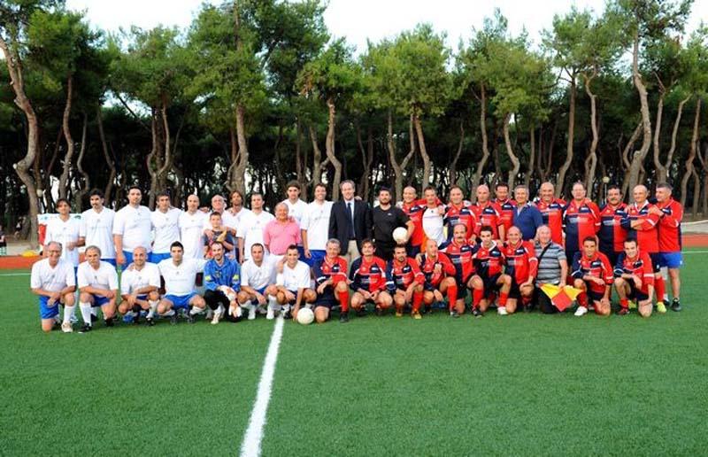 Villa Anna e Ospedale Civile, sfida di calcio fra i dipendenti