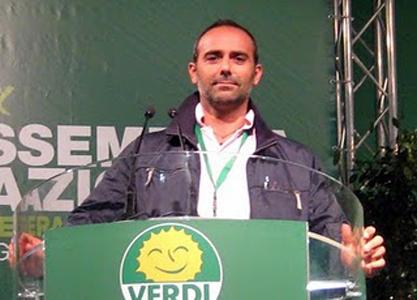 Roberto Capriotti dei Verdi