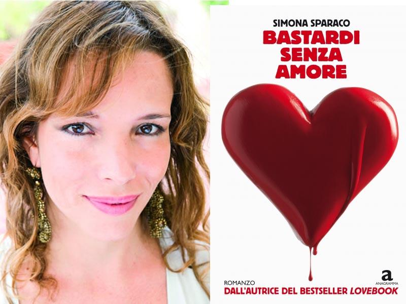 Simona Sparaco presenta a San Benedetto il suo nuovo libro