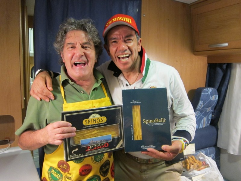 Fausto Leali con Spinosi