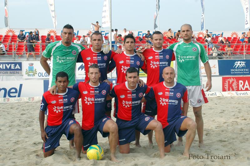 La Samb Beach Soccer stagione 2010
