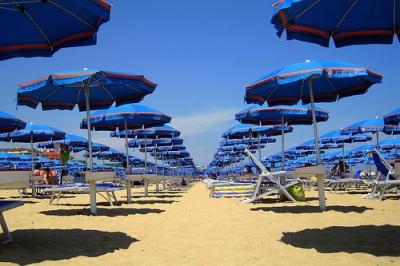 Spiagge in concessione balnearia