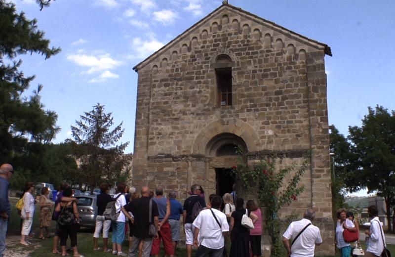 Chiesa Romanica Santa Maria di Comunanza