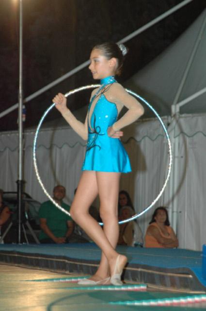 Sport in Palcoscenico (foto d'archivio)