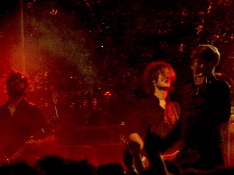 Lunedì 9 agosto 2010, Il Teatro degli Orrori sul palco del Maremoto Festival