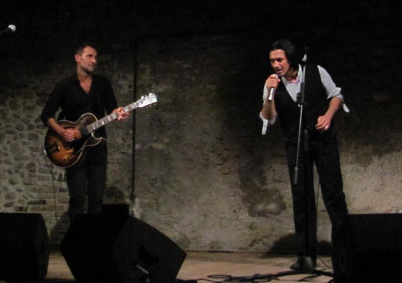 John De Leo, Castelbasso 28 agosto 2010
