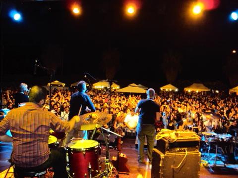 Il pubblico del Maremoto 2010