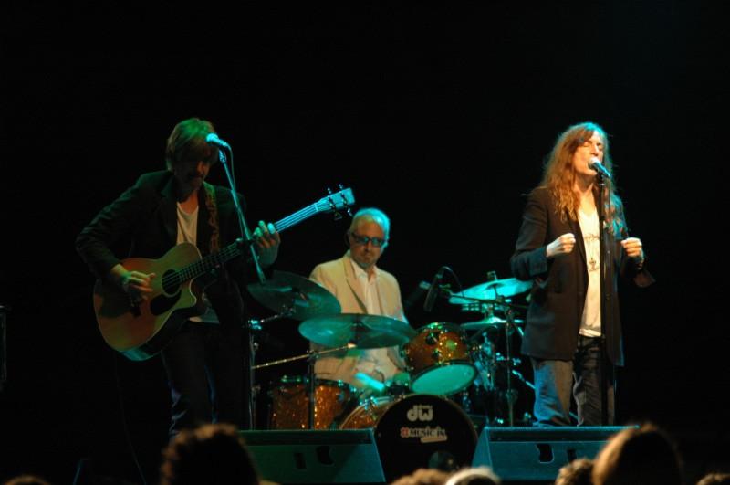 Patty Smith, Jay Dee Daugherty (foto Troiani)