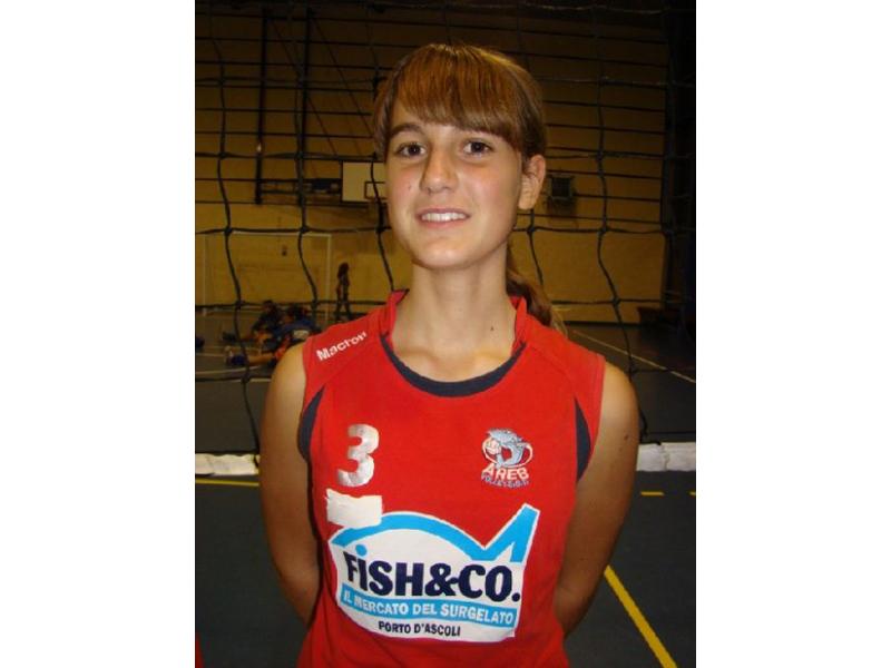 RivieraOggi - La giovane atleta Giorgia Rampanti
