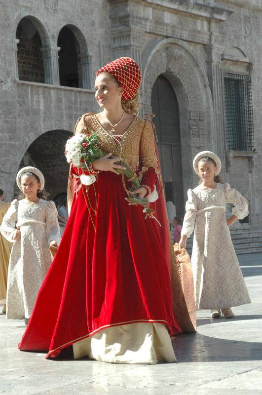Alessandra Regoli, dama di Porta Romana