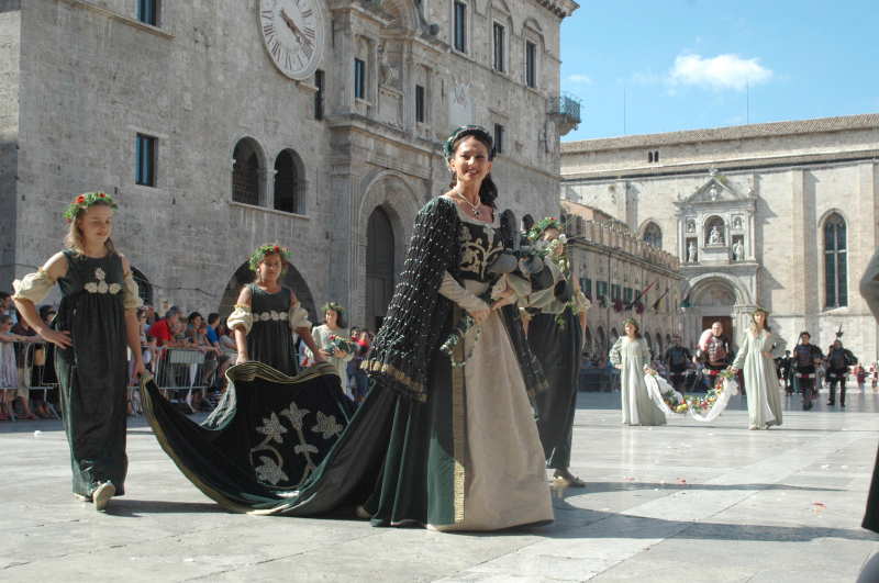Anna Balena, dama della Piazzarola