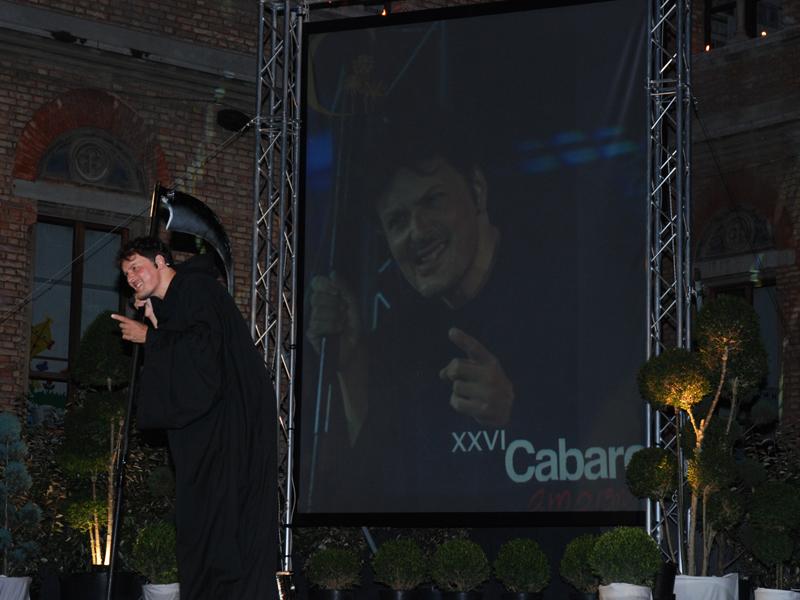 Cabaret, amoremio! Enrico Zambianchi