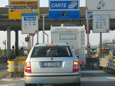 Casello autostradale (da Google)