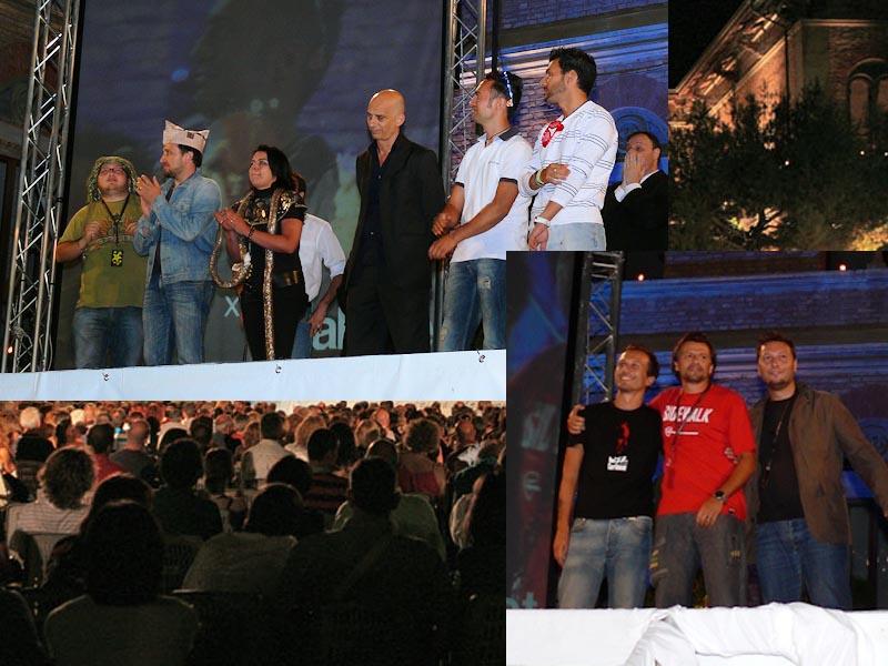 I finalisti del Cabaret,amoremio! 2010