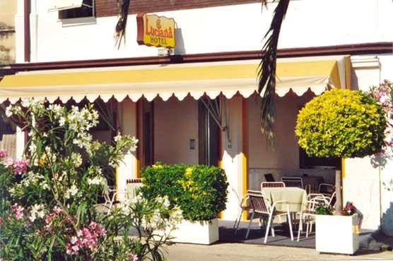 L'hotel Luciana