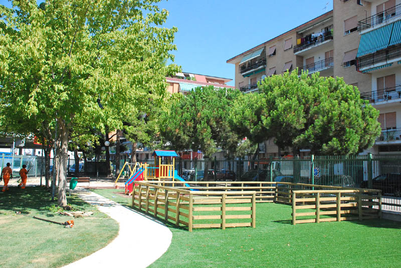 Parco Via Ferri