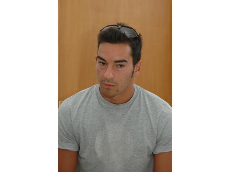 Giacomo Mora (foto Troiani)