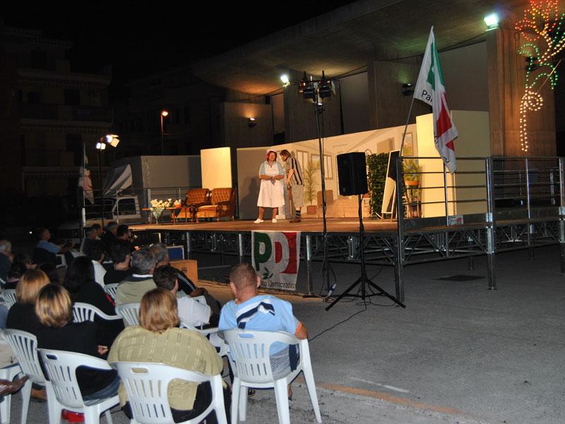 Festa del Pd a Martinsicuro