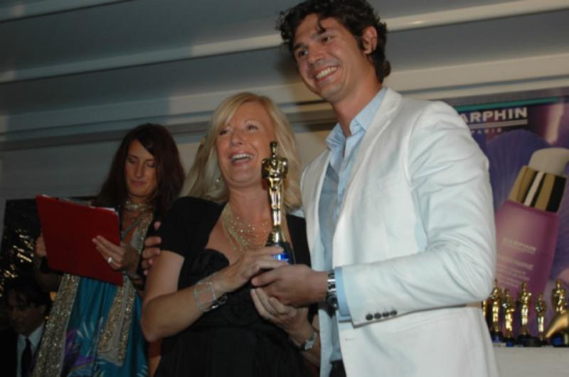 Premio alla dottoressa dell'ospedale civile Maria Antonietta Lupi