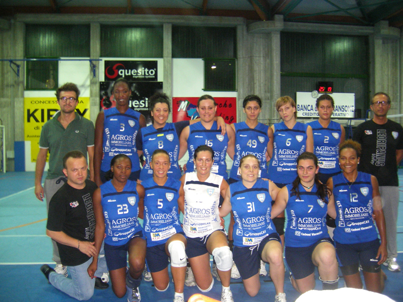 La Leo Ripanus Volley 2010-2011