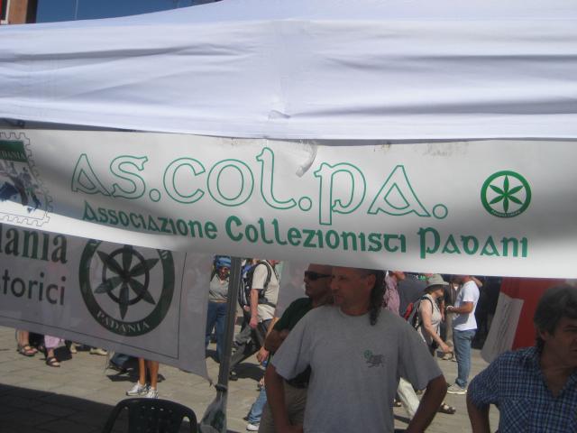 Venezia, 12 settembre, raduno Lega Nord