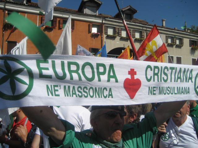 Venezia, 12 settembre, raduno della Lega Nord