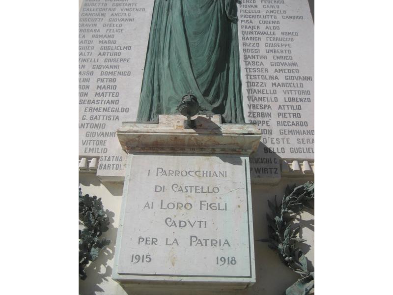 Venezia, 12 settembre: i caduti per la patria veneziani
