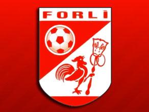 Lo stemma del Forlì (da www.forlifc.com)