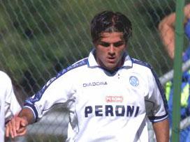 Giorgio Di Vicino ai tempi del Napoli (da www.calciatori.com)