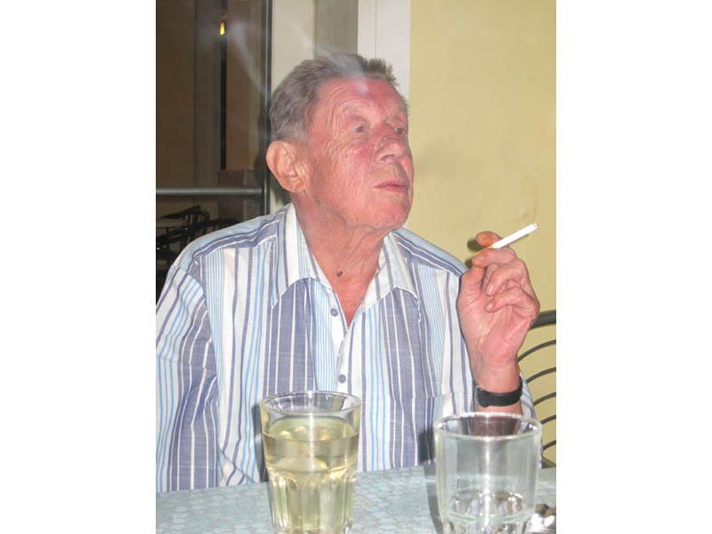 Otto Kochle: da quarant'anni turista a San Benedetto