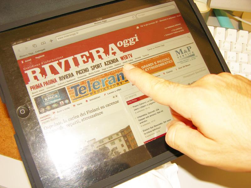 Al via il corso di giornalismo con RivieraOggi.it