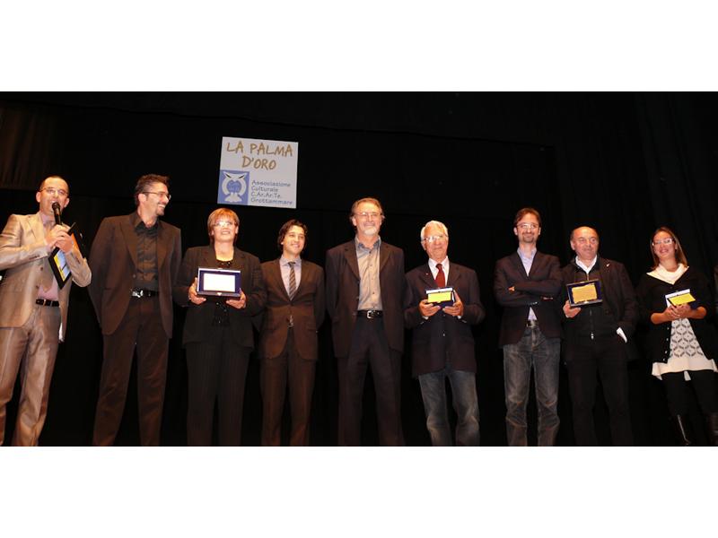 Palma d'Oro 2010, la premiazione
