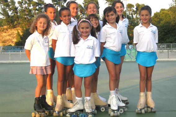 Giovanissime atlete della Centoroller