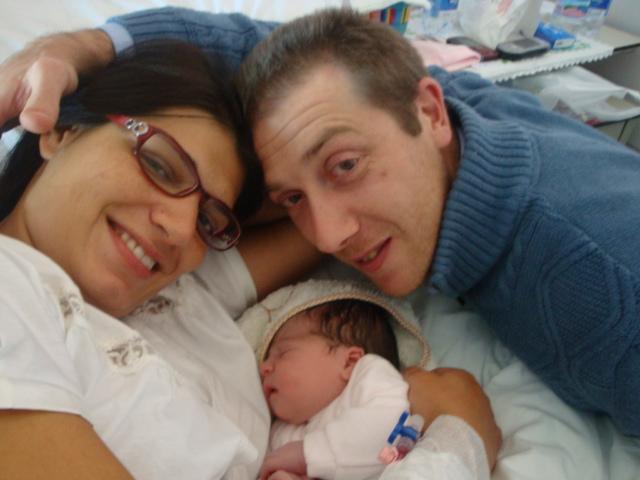 23 ottobre 2010, benvenuta Melian Lampa