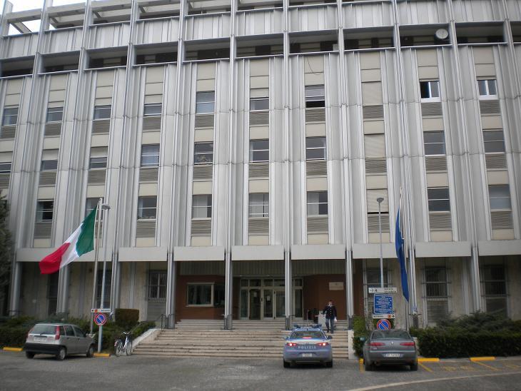 La Questura di Ascoli Piceno