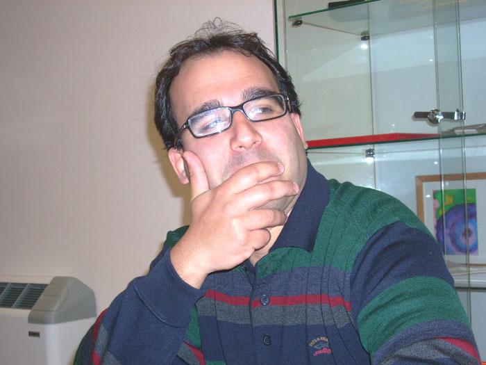 Giorgio Mancini, coordinatore provinciale Sel