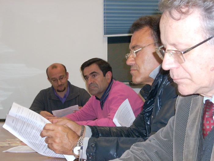 Commissione Urbanistica del 27 ottobre 2010