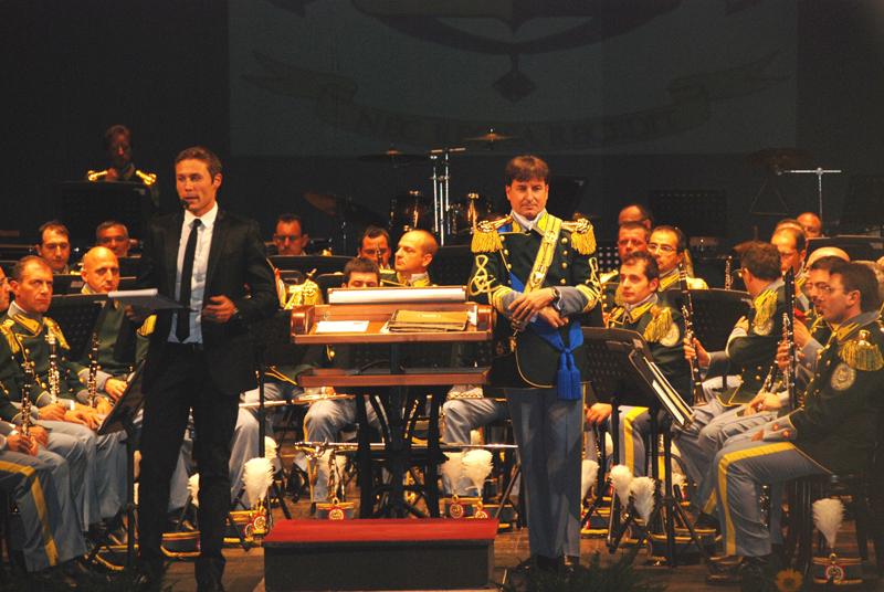 Guardia di Finanza: il concerto della Banda musicale al Ventidio Basso