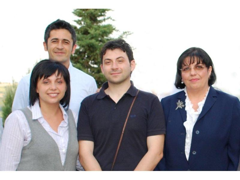 I consiglieri d'opposizione di Massignano. Da Sinistra: Marco Del Prete, Cristina Parigiani, Marco Marcon, Matilde Cameli