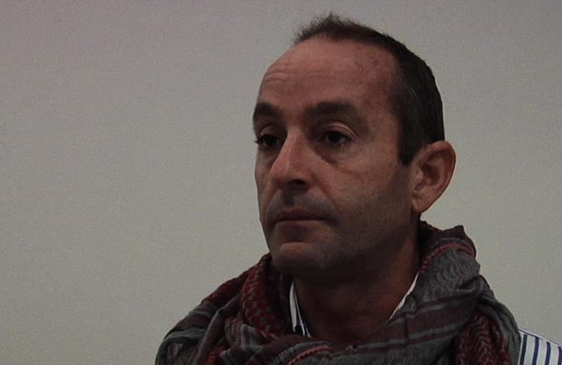 Massimo Ciancimino a San Benedetto del Tronto nella presentazione del suo libro Don Vito, scritto con il giornalista Francesco La Licata
