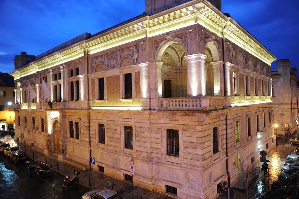 Palazzo di Residenza - Particolare